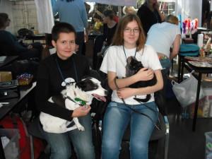 aqua zoo 2016 - wolontariusze i podopieczni Animalii
