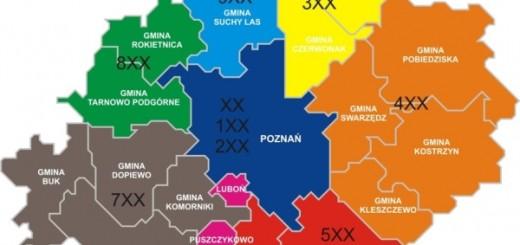 system-numeracji-linii-mapa