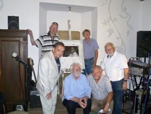 Zdjęcie pamiatkowe z pożegnania Marka Zaradniaka 3