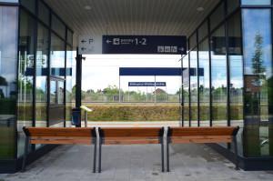 Biskupice Wielkopolskie - nowy dworzec 2
