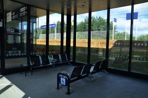 Pobiedziska Letnisko - nowy dworzec 2
